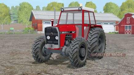 Portas de abertura 〡 IMT 590 DV DL Specijal para Farming Simulator 2015