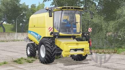 Nova Holland Série TC〡pode usar qualquer cortador para Farming Simulator 2017