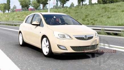 Opel Astra (J) 2010 v2.0 para Euro Truck Simulator 2