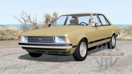 Ford Granada (MkII) 1983 para BeamNG Drive