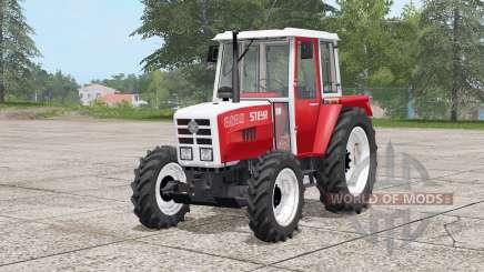 Steyr 8080A〡pendelachse para Farming Simulator 2017