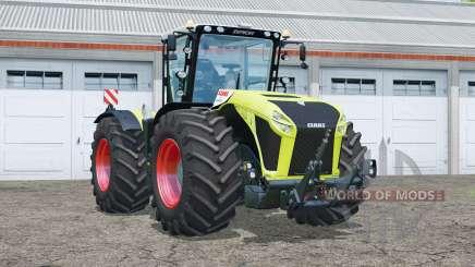 Claas Xerion 5000 Trac VC〡v para Farming Simulator 2015