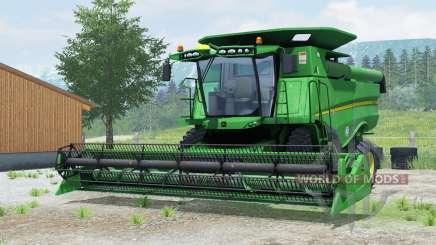 John Deere S660 para Farming Simulator 2013