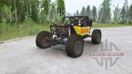 Ultra 4 buggy para MudRunner