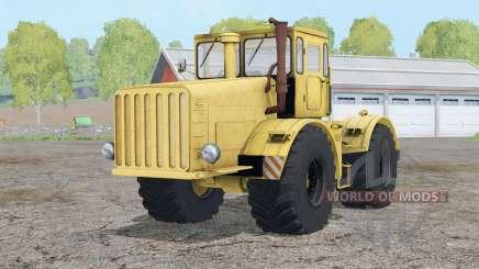 Quadro de articulação kirovets K-700〡sharnirn para Farming Simulator 2015