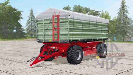 Fliegl DK 180-88 re-skinned as Lomma para Farming Simulator 2017