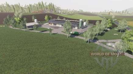 Ulzhausen para Farming Simulator 2017