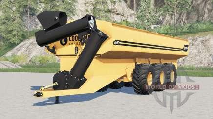 Coolamon 60T Chaser Bin para Farming Simulator 2017
