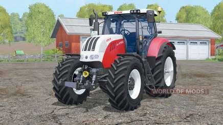Controle interativo Steyr 6160〡 CVT para Farming Simulator 2015