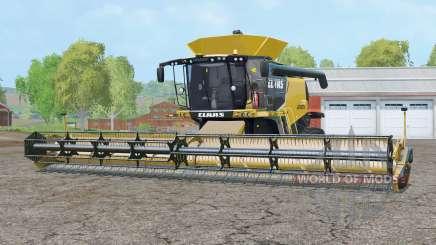 Claas Lexion 770 TerraTrac〡American Versão Americana para Farming Simulator 2015