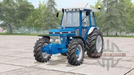 Ford 7810〡seleção para Farming Simulator 2017