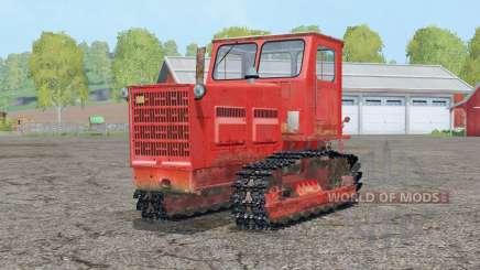 Dossel 〡 T-4A para Farming Simulator 2015