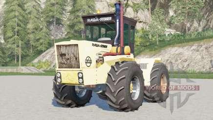 Raba-Steiger 250 Black para Farming Simulator 2017