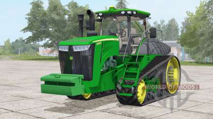 John Deere 9RT series para Farming Simulator 2017