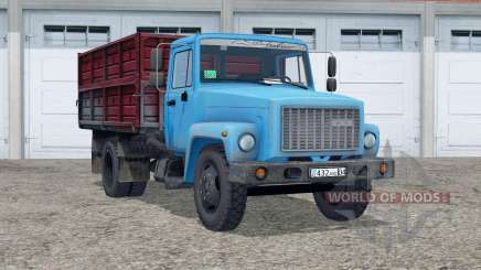 Gaz SAZ 3507-01〡bre culturas básicas para Farming Simulator 2015