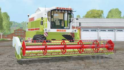 Claas Mega 200 Dominator〡estamprodo para Farming Simulator 2015