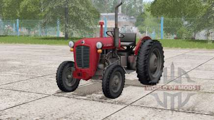 IMT 533 DeLuxe〡vendido pneus usados para Farming Simulator 2017