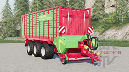 Strautmann Tera-Vitesse CFS 5201 VAGão 〡forage para Farming Simulator 2017