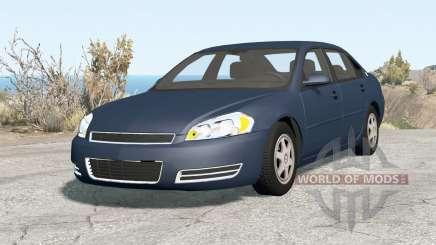 Chevrolet Impala 2008 para BeamNG Drive