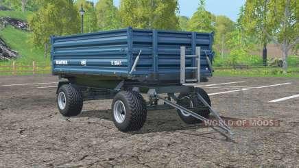 Brantner Z 8045 XXL〡little less para Farming Simulator 2015