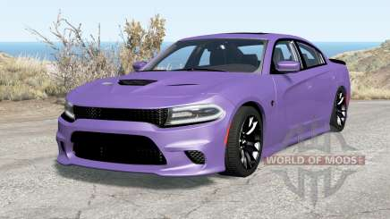 Dodge Charger SRT Hellcat (LD) 201Ƽ para BeamNG Drive