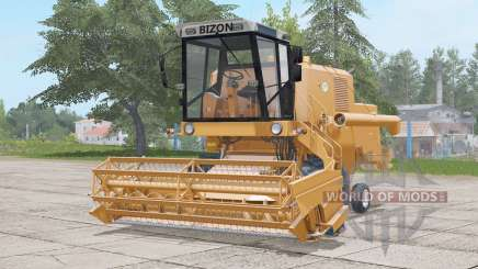 Modelo 〡 turbo Bizon Super Z056 para Farming Simulator 2017