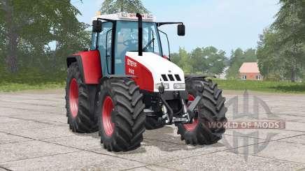 Bordas coloridas steyr 9145〡choice para Farming Simulator 2017