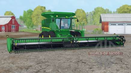 John Deere S690i〡washable para Farming Simulator 2015