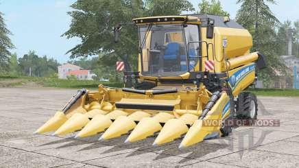 Novo modelo de motor 〡 série Da Nova Holanda TC5 para selecionar para Farming Simulator 2017