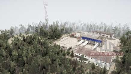 Ural 12: Resgate do MCT para MudRunner
