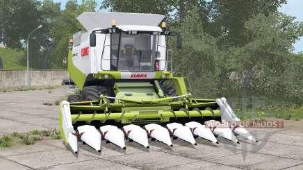 Claas Lexion 600〡completar iluminação para Farming Simulator 2017