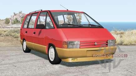 Renault Espace 2000 GTS (J11) 1984 para BeamNG Drive