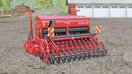 Kuhn Combiliner Sitera 3000〡re-skinned como Maschio Gaspardo para Farming Simulator 2015