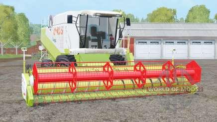 Sistema de exaustão claas Lexion 480〡dinâmica para Farming Simulator 2015