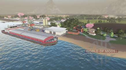 Akechetas Island para Farming Simulator 2017