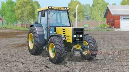Buhrer 6135 A Premium Black para Farming Simulator 2015