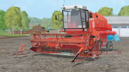 Bizon Rekord Z058〡para fazendas menores para Farming Simulator 2015