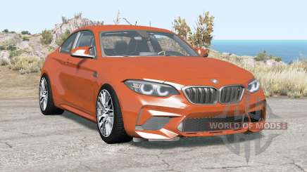 BMW M2 Competition (F87) 2019 para BeamNG Drive