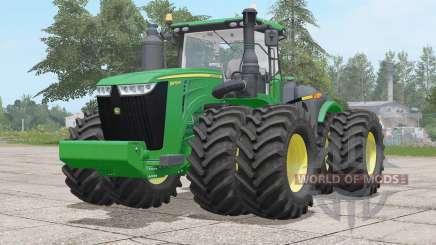 John Deere 9R série〡 novas peças do modelo para Farming Simulator 2017