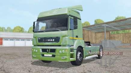 Kamaz 5490 2013 para Farming Simulator 2015
