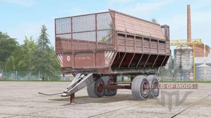 PIM 40〡 transporta culturas básicas para Farming Simulator 2017