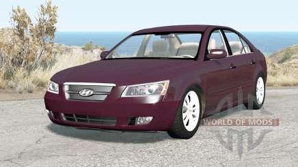 Hyundai Sonata (NF) 2006 para BeamNG Drive