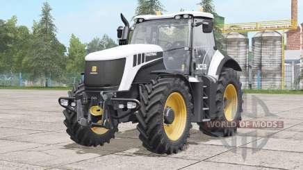 JCB Fastrac 8000〡glanz entfernt para Farming Simulator 2017