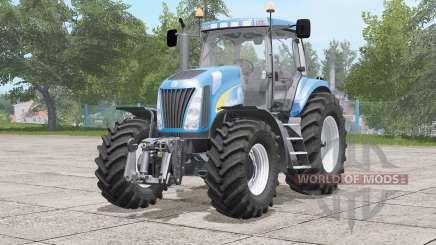 New Holland TG200 series para Farming Simulator 2017