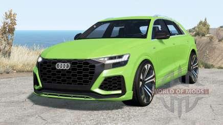 Audi RS Q8 2020 para BeamNG Drive