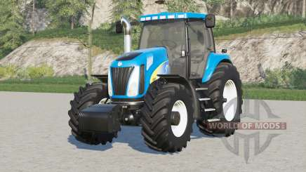 New Holland TG series para Farming Simulator 2017