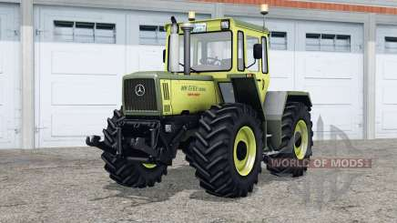 Mercedes-Benz Trac 1800 intercooler〡lavável para Farming Simulator 2015