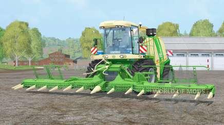 Krone BiG X 1100〡mouse control para Farming Simulator 2015