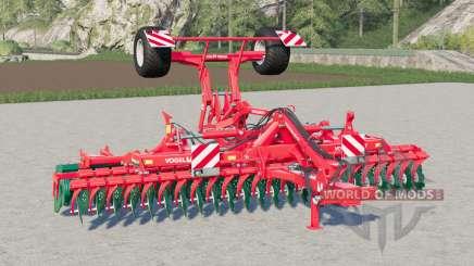 Vogel&Noot Terra Disc 600〡disc agregado para Farming Simulator 2017