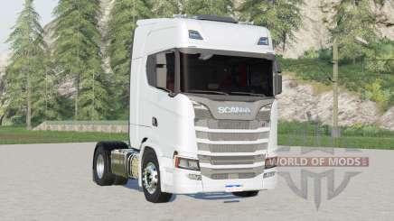 Scania S-series Highline 2017 para Farming Simulator 2017